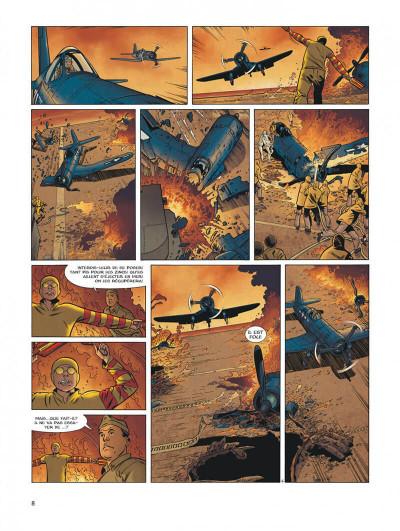 Page 8 Dent d'ours tome 1 (nouvelle édition)