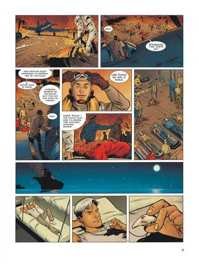 Page 9 Dent d'ours tome 1 (nouvelle édition)