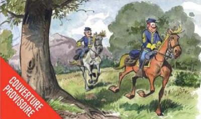 Page 9 Portfolio de Willy Lambil sur les tuniques bleues