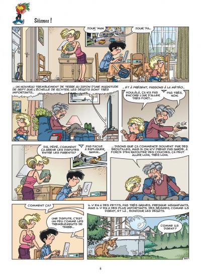 Page 6 Cédric tome 29 - un look d'enfer