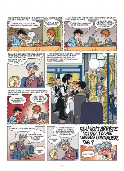 Page 8 Cédric tome 29 - un look d'enfer
