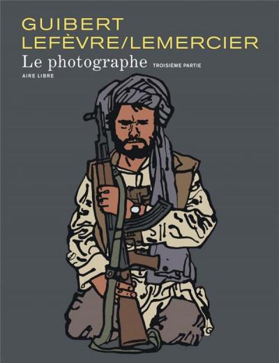 Couverture le photographe tome 3