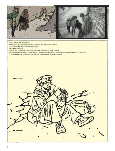 Page 6 le photographe tome 3