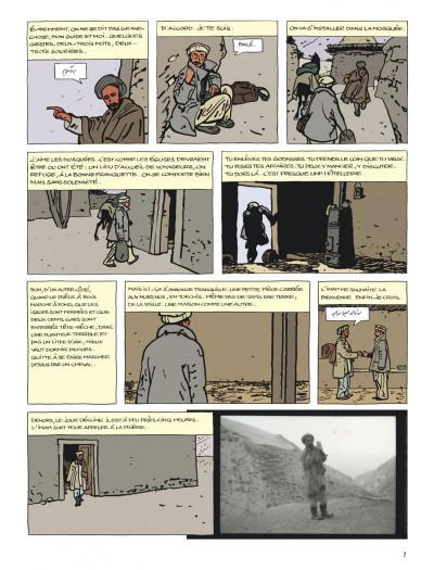 Page 7 le photographe tome 3