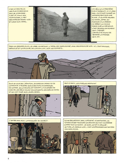 Page 8 le photographe tome 3