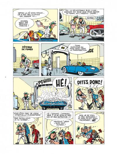 Page 2 Spirou et Fantasio - la Quick Super