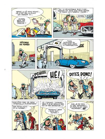 Page 6 Spirou et Fantasio - la Quick Super
