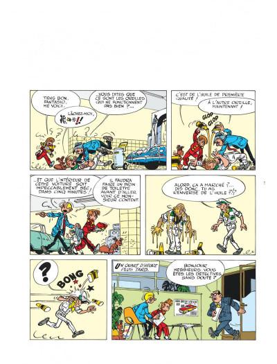 Page 7 Spirou et Fantasio - la Quick Super