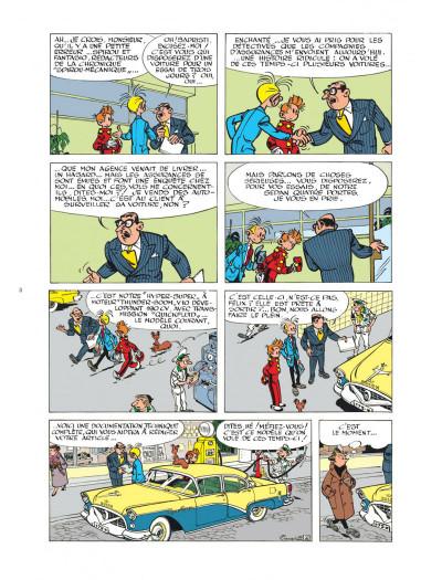 Page 8 Spirou et Fantasio - la Quick Super