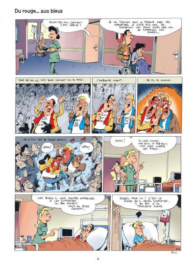 Page 3 Les femmes en blanc tome 37