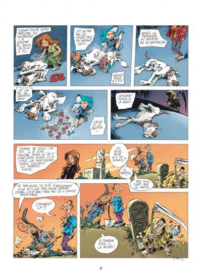 Page 8 Pierre Tombal tome 31 - peines de mort