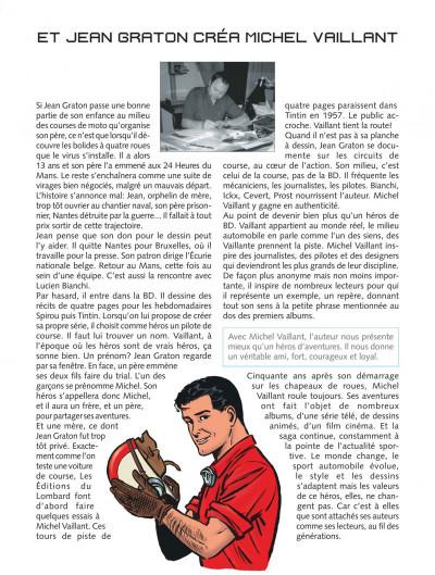 Page 5 Michel Vaillant - intégrale tome 1