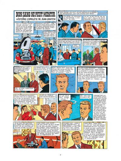 Page 7 Michel Vaillant - intégrale tome 1