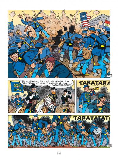 Page 3 Les tuniques bleues tome 59