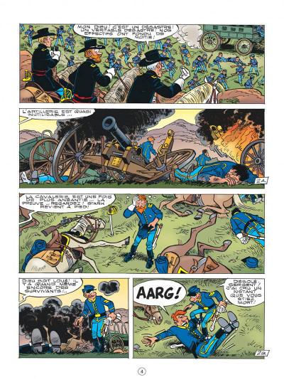 Page 4 Les tuniques bleues tome 59