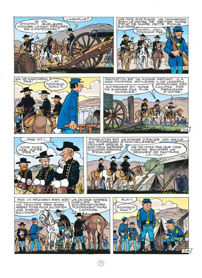 Page 7 Les tuniques bleues tome 59