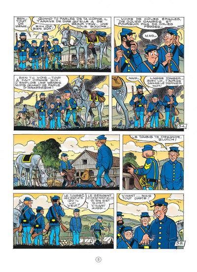 Page 5 Les tuniques bleues tome 60