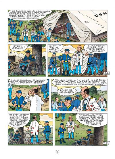 Page 6 Les tuniques bleues tome 60