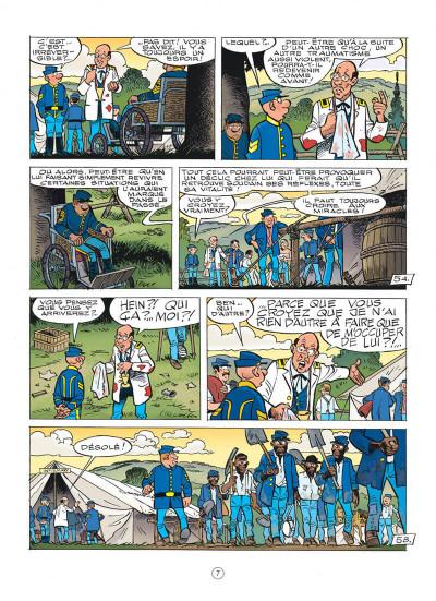 Page 7 Les tuniques bleues tome 60