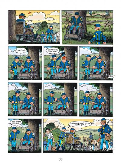 Page 8 Les tuniques bleues tome 60