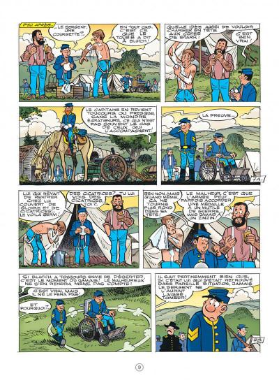 Page 9 Les tuniques bleues tome 60