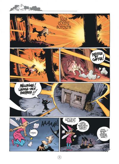 Page 3 Mélusine tome 23