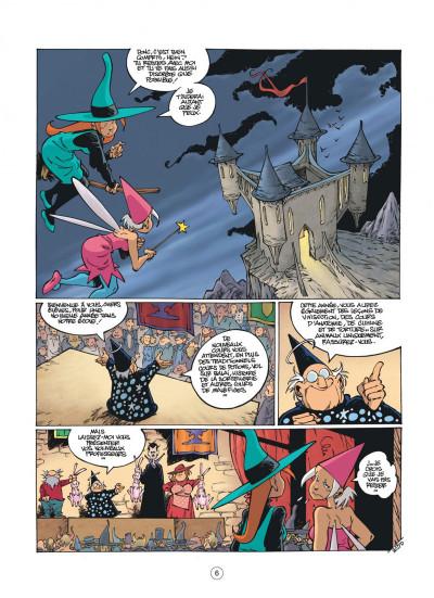 Page 6 Mélusine tome 23