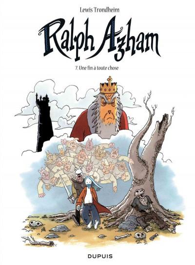 Couverture Ralph Azham tome 7