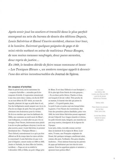 Page 5 les tuniques bleues - intégrale tome 1