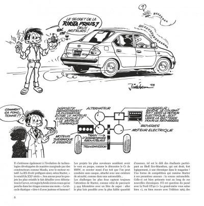 Page 6 les chroniques de Starter tome 4 - 60 chroniques insolites