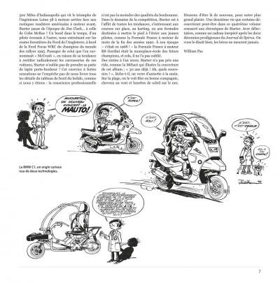 Page 7 les chroniques de Starter tome 4 - 60 chroniques insolites