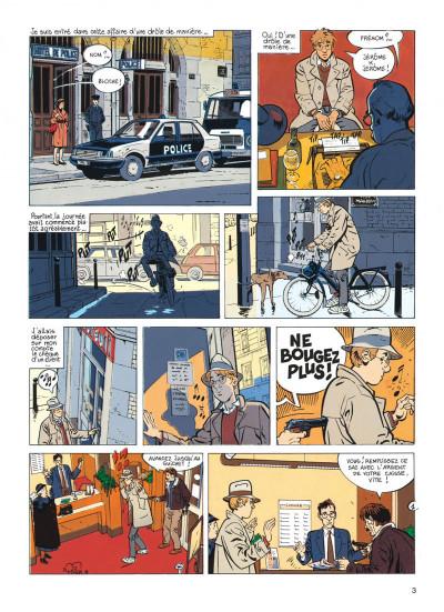 Page 3 jérôme k. jérôme bloche tome 7 - un oiseau pour le chat (édition 2014)