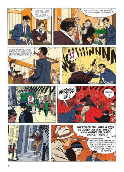 Page 4 jérôme k. jérôme bloche tome 7 - un oiseau pour le chat (édition 2014)