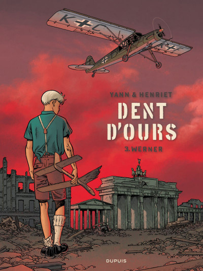 Couverture Dent d'ours tome 3