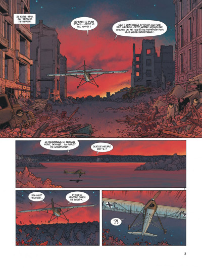 Page 2 Dent d'ours tome 3