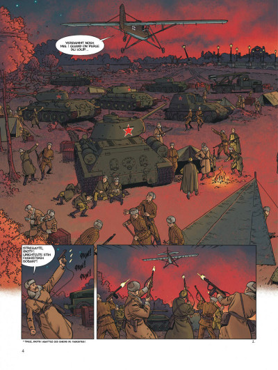 Page 4 Dent d'ours tome 3