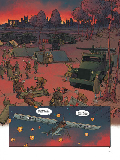 Page 5 Dent d'ours tome 3
