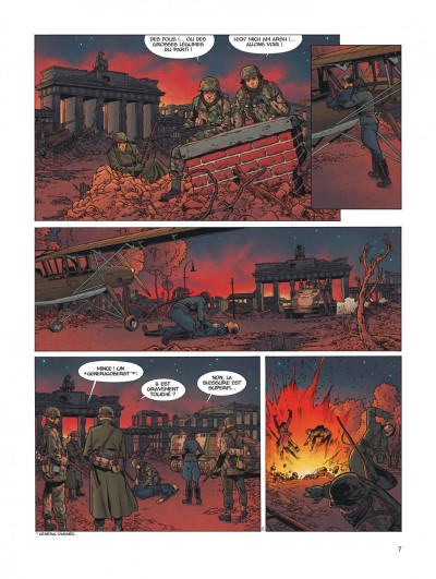 Page 7 Dent d'ours tome 3
