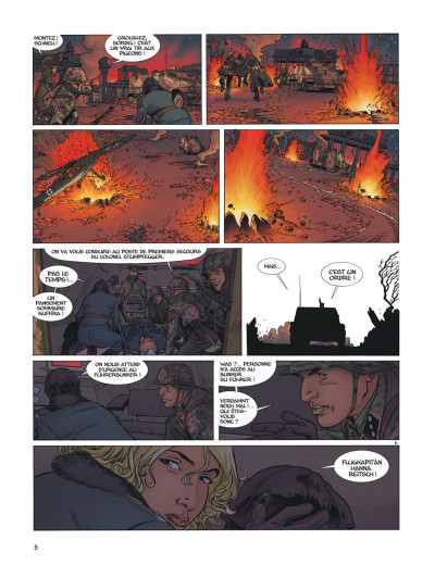Page 8 Dent d'ours tome 3