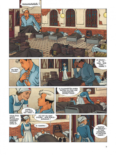Page 9 Dent d'ours tome 3