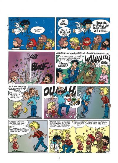 Page 5 Cédric best of tome 7 - tous en scène !