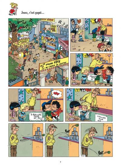 Page 7 Cédric best of tome 7 - tous en scène !
