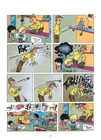 Page 8 Cédric best of tome 7 - tous en scène !