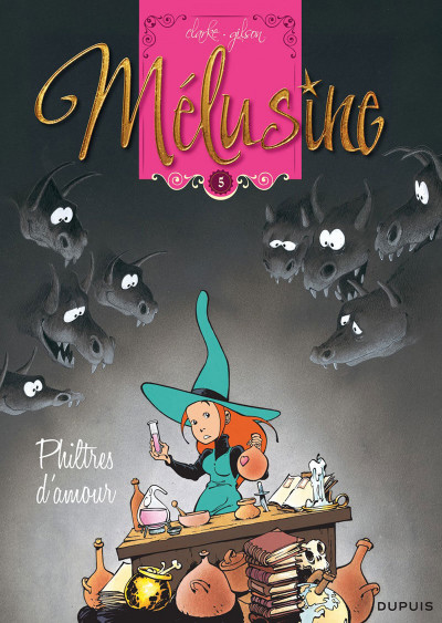 image de Mélusine tome 5 - philtres d'amour (nouvelle édition)