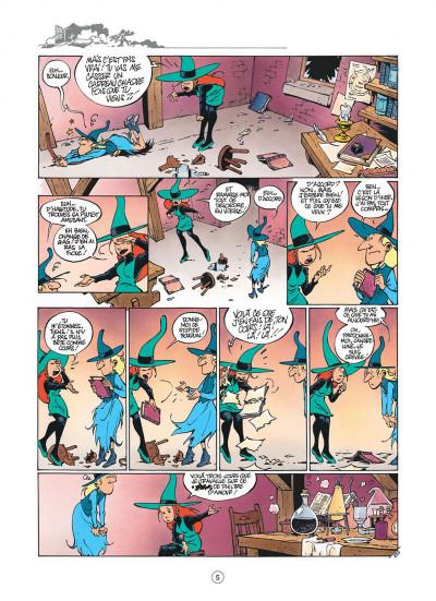 Page 5 Mélusine tome 5 - philtres d'amour (nouvelle édition)
