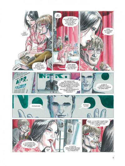 Page 5 Monika tome 1