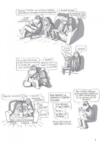 Page 9 Le merveilleux spectacle de la télé-réalité tome 1