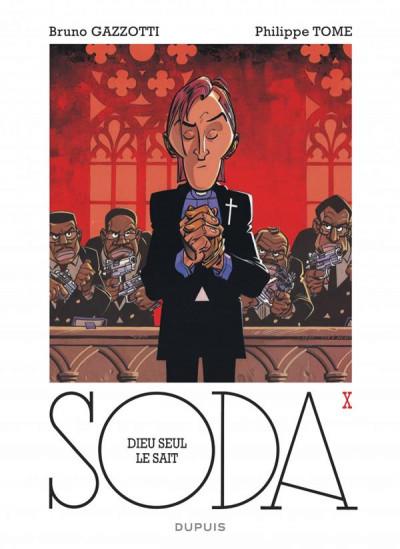 image de Soda tome 10 - Dieu seul le sait - édition 2014