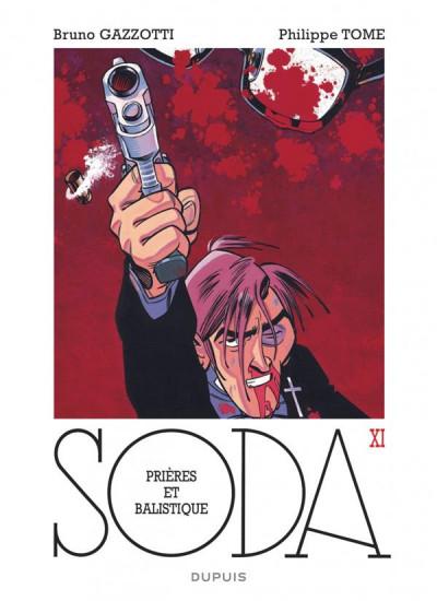 image de Soda tome 11 - prières et balistique - édition 2014