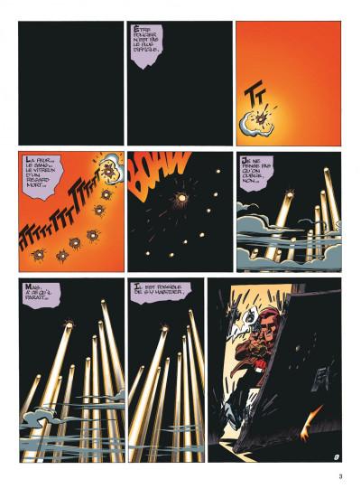 Page 3 Soda tome 12 - code apocalypse - édition 2014
